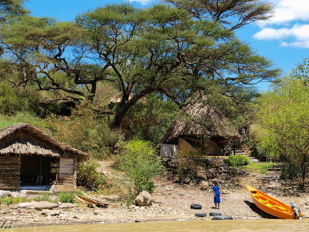 Welcome to Lake Baringo Island Camp