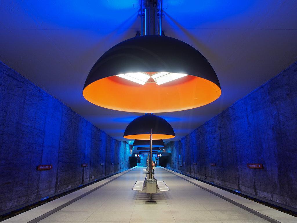 Station: Westfriedhof I