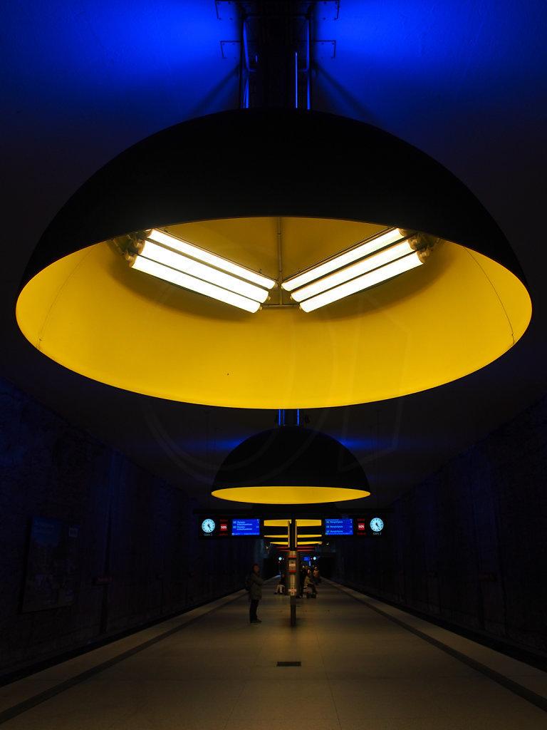 Station: Westfriedhof III