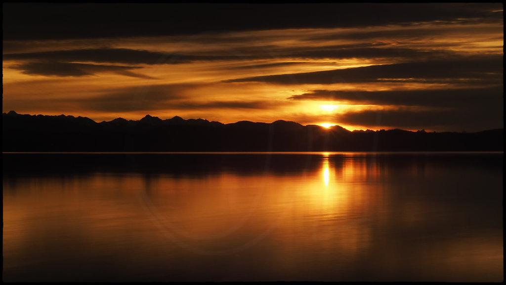 Scene Mode Sunset