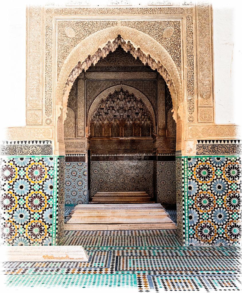 Saadian Tombs II