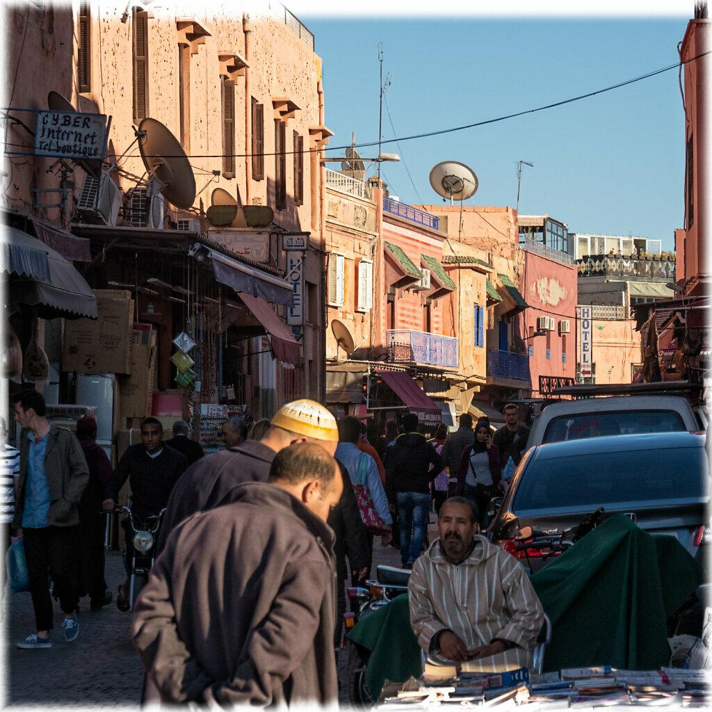 Marrakesh Souk