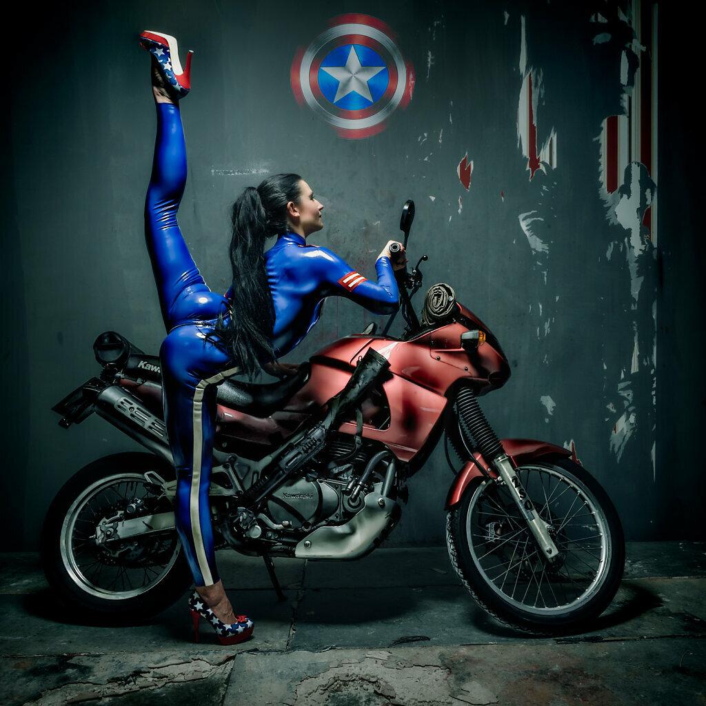 Bike Ballet