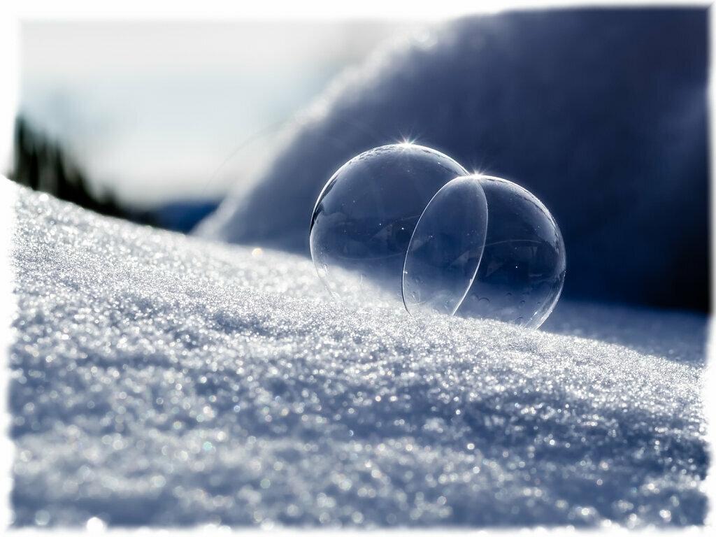 Twin Bubble