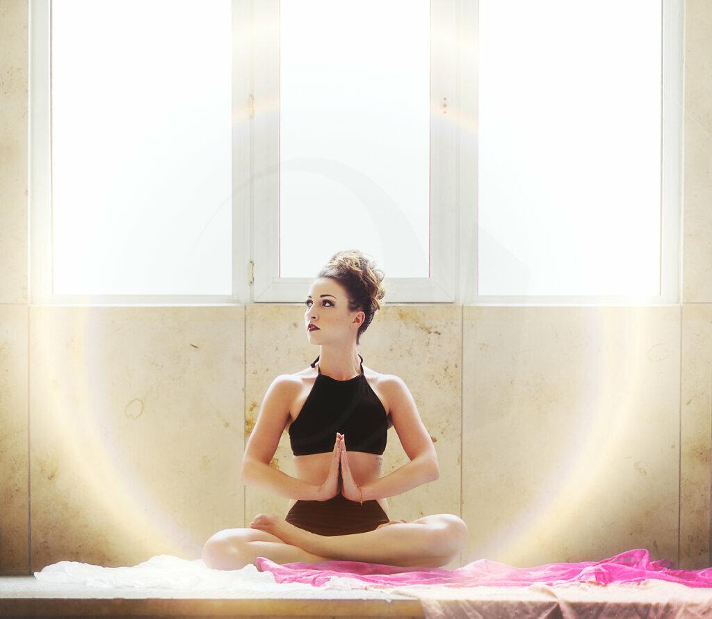 The Yoga Master