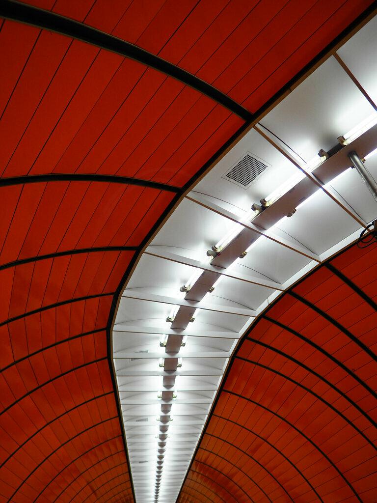 Munich Underground: Marienplatz