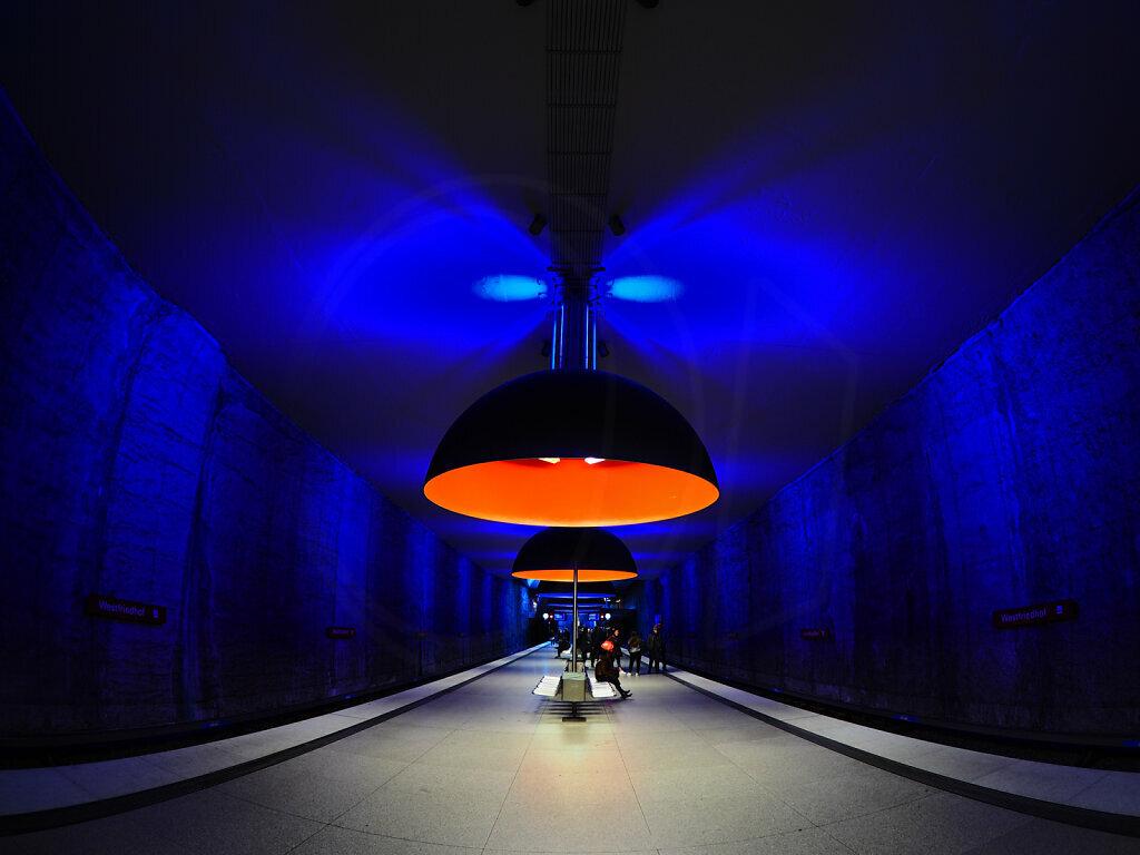 The Munich Underground Monster