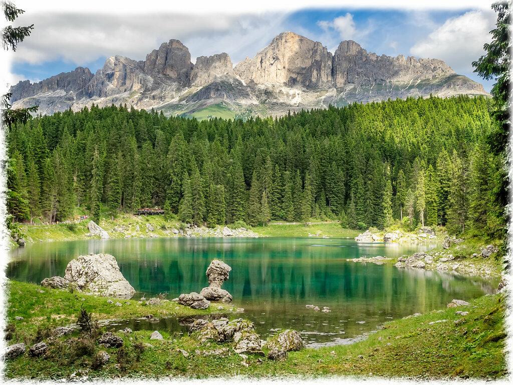 Lago di Careza