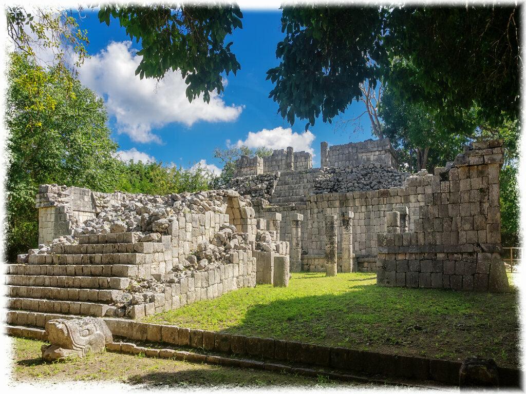 Templo de los Tableros Esculpidos