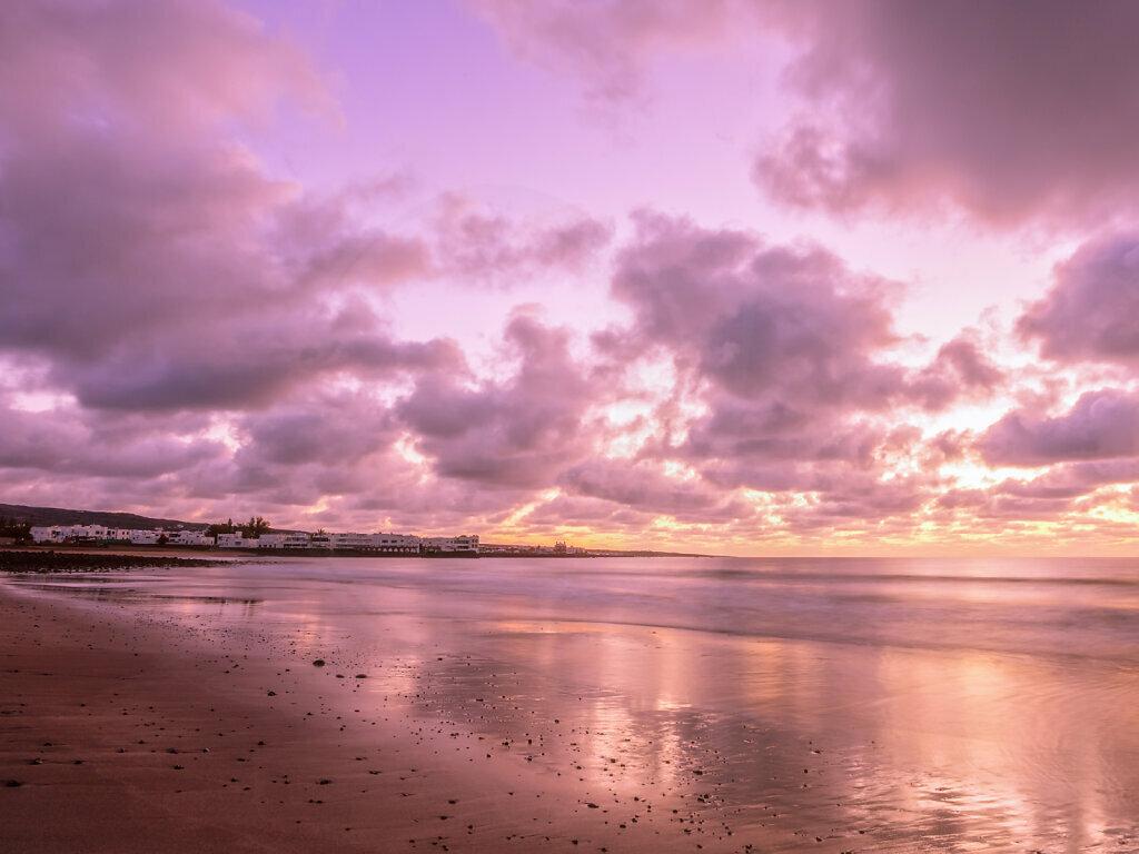 Sunrise over Arrieta I
