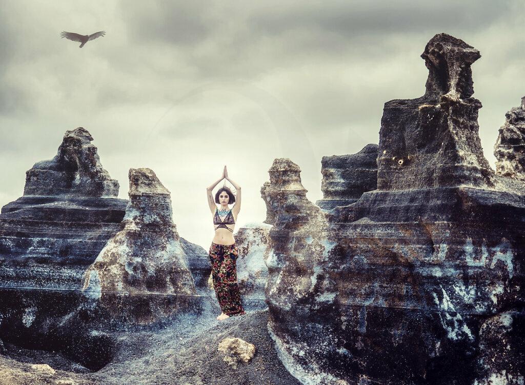 Wasteland Yoga I