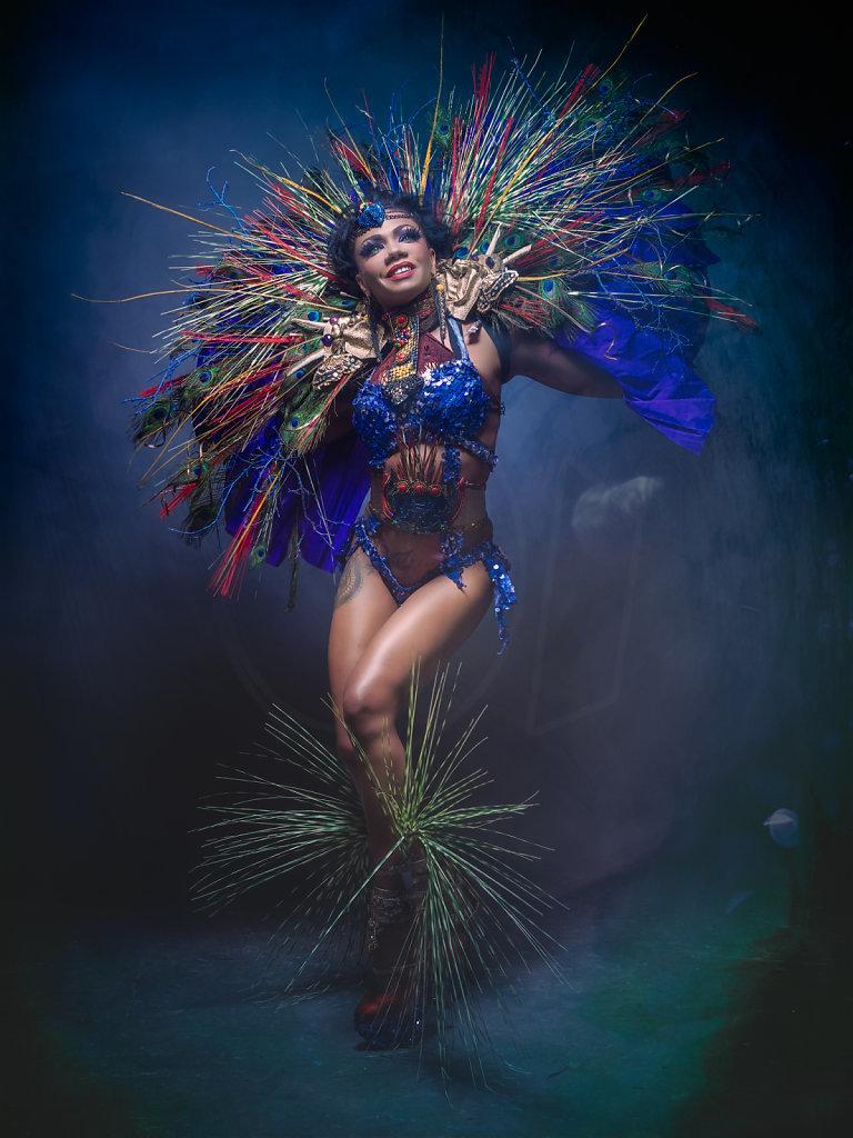 The Poisen Peacock