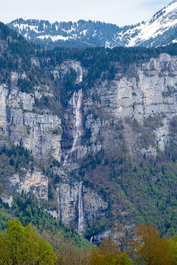 Seerenbach Falls