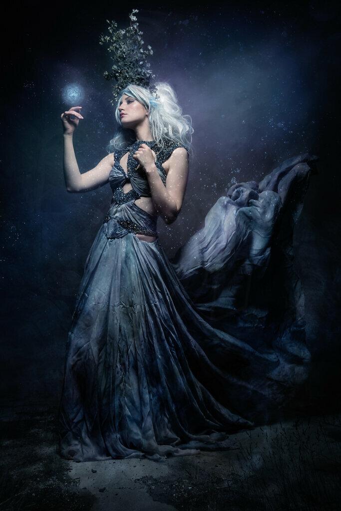 The living Dress