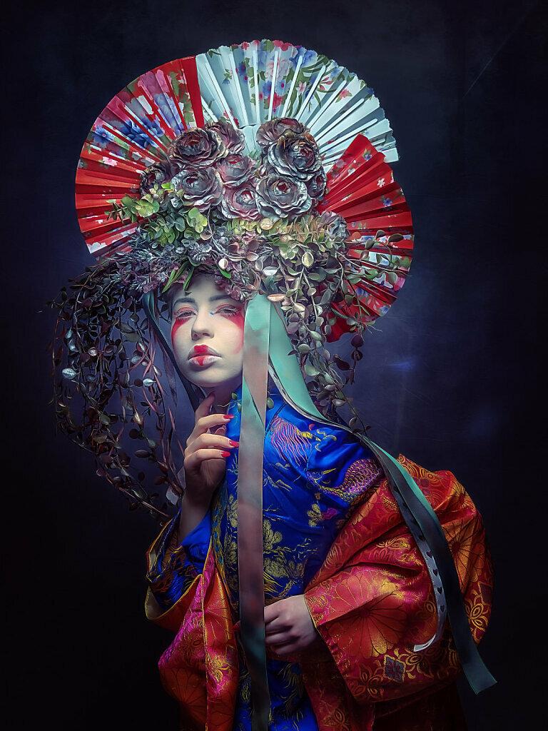 Hyperbolic Geisha